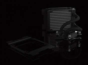 DAN CASE A4-SFX 120 AIO Bracket