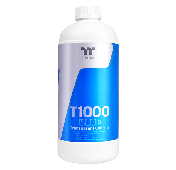Thermaltake T1000 Transparent Coolant Blue 1000ml (CL-W245-OS00BU-A)