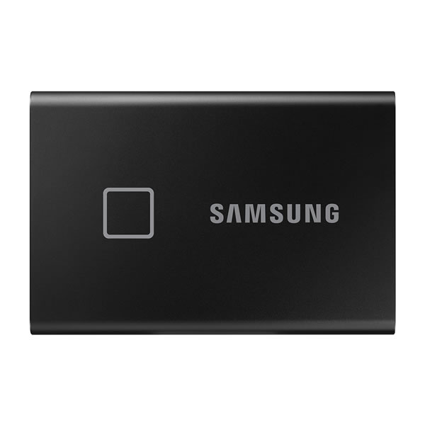SAMSUNG MU-PC1T0K/IT 1TB ブラック Portable SSD T7 Touch シリーズ