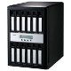 areca ARC-8050T3U-12 Thunderbolt3/USB3.2 Gen2(10Gbps) HDD12台搭載可能