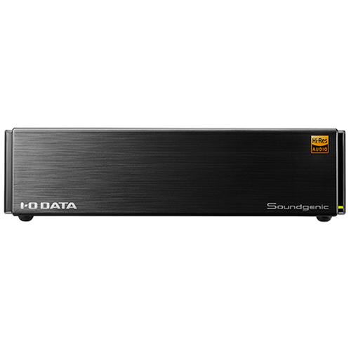 I・O DATA 「Soundgenic」 RAHF-S1 ネットワークオーディオサーバー