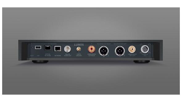 LUMIN 「X1」 DSD対応ネットワークプレイヤー