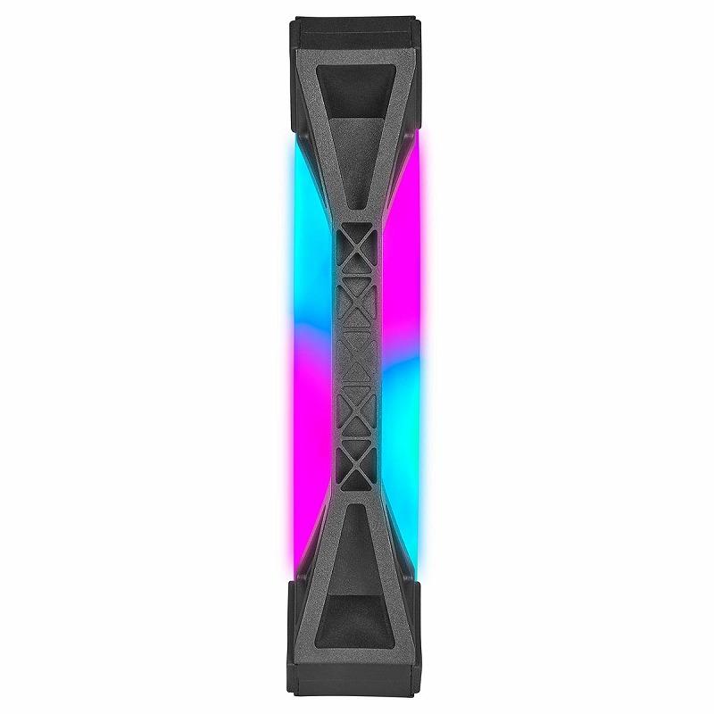 CORSAIR QL140 RGB 140mm PWM シングルファン
