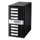 areca ARC-8050T3U-8 Thunderbolt3/USB3.2 Gen2(10Gbps) HDD8台搭載可能