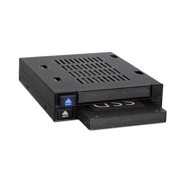 ICYDOCK MB522SP-B 3.5インチベイ用 2.5インチ 2台搭載可能