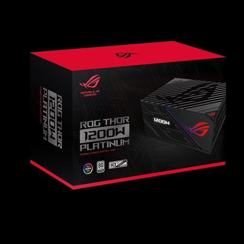 ASUS ROG-THOR-1200P 1200W ATX電源