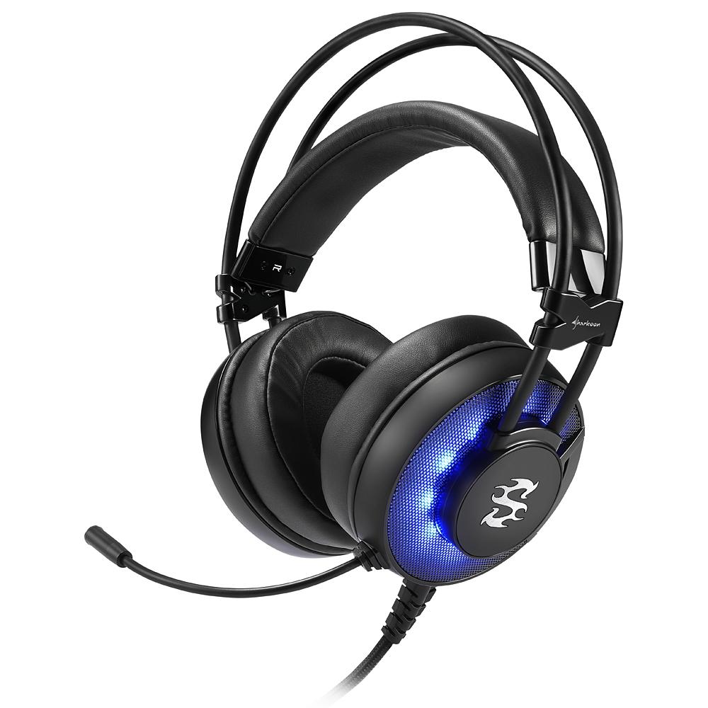 【取寄せ商品:通常納期約2〜3営業日】 Sharkoon SKILLER SGH2 Stereo Gaming Headset (SHA-SGH2)