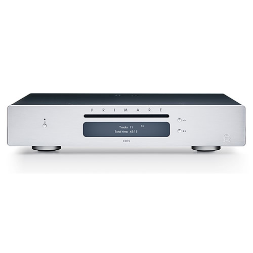 CD15 PRISMA  Compact Disc Player