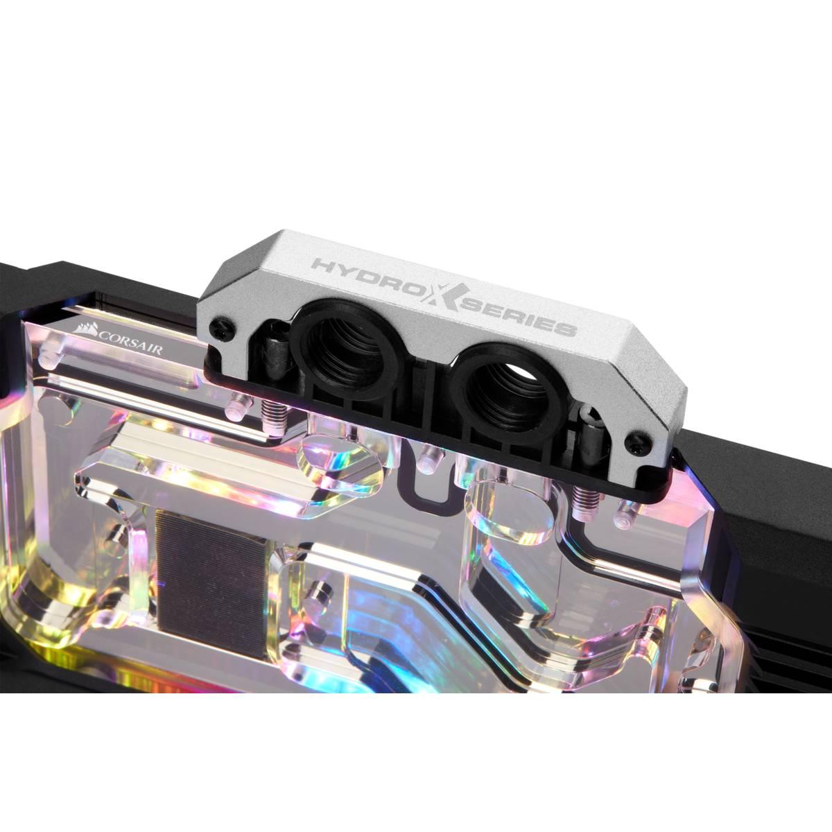 CORSAIR Hydro X Series XG7 RGB 20-SERIES GPU Water Block (2080 FE)