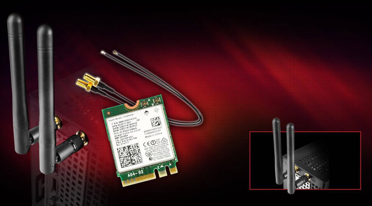 ASRock DeskMini 用 Wi-Fi キット