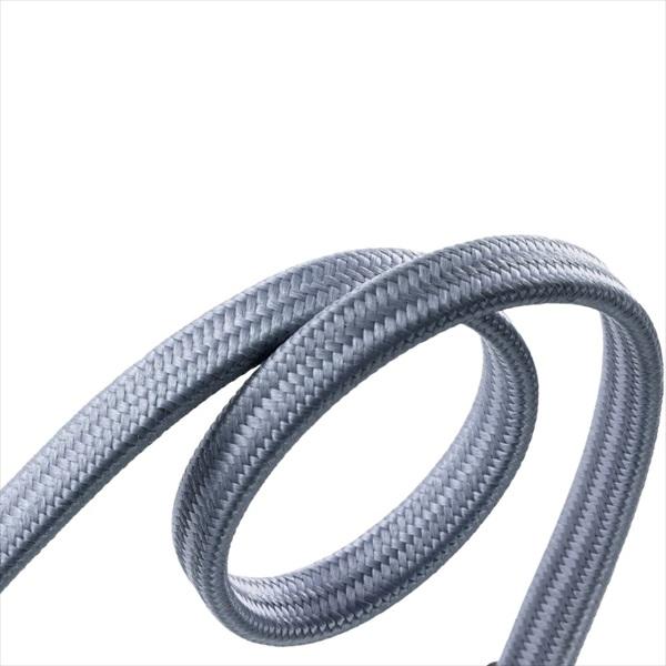 CableMod ModFlex SATA 3 Cable 60cm - LIGHT BLUE (CM-CAB-SATA-60KLB-R)