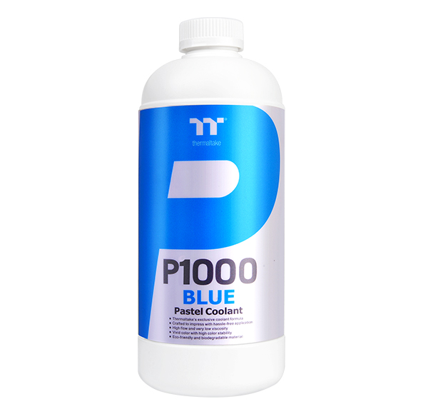 Thermaltake P1000 Pastel Coolant Blue 1000ml (CL-W246-OS00BU-A)