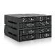 ToughArmor MB508SP-B 2.5インチHDD8台 5インチドライブベイ2段用 ICYDOCK