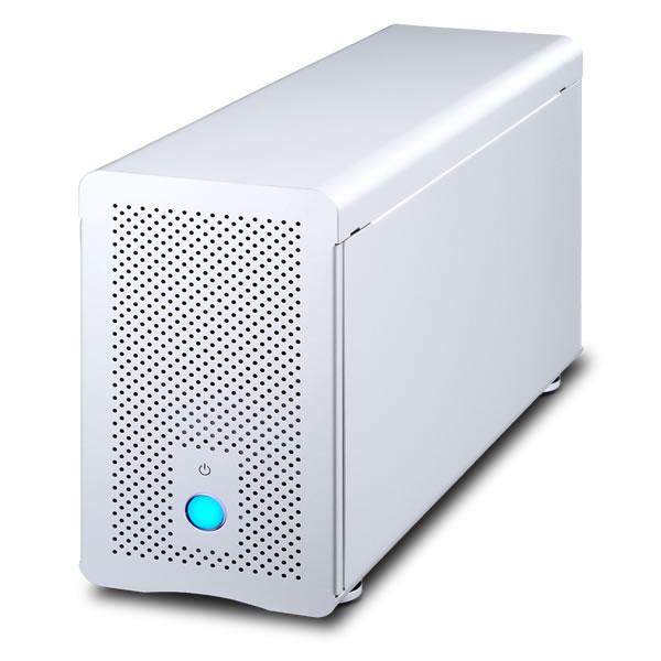 NA-211TB3 Thunderbolt接続PCI-Express外付けエンクロージャー マックスサーブ