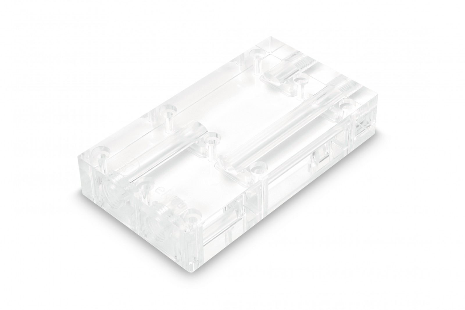 EK Water Blocks EK-FC Terminal X3 S (Type II) - Plexi
