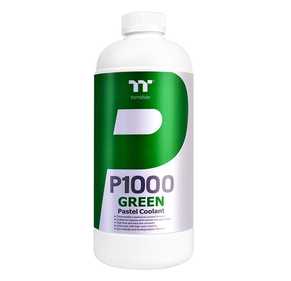 Thermaltake P1000 Pastel Coolant Green 1000ml (CL-W246-OS00GR-A)