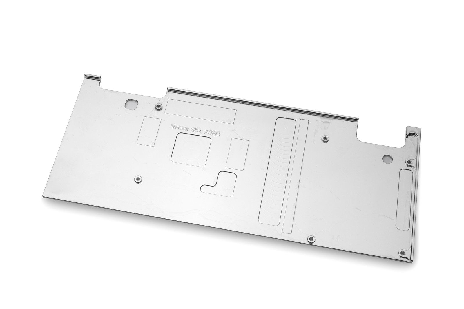 EK WaterBlocks EK-Vector Strix RTX 2080 Backplate - Nickel