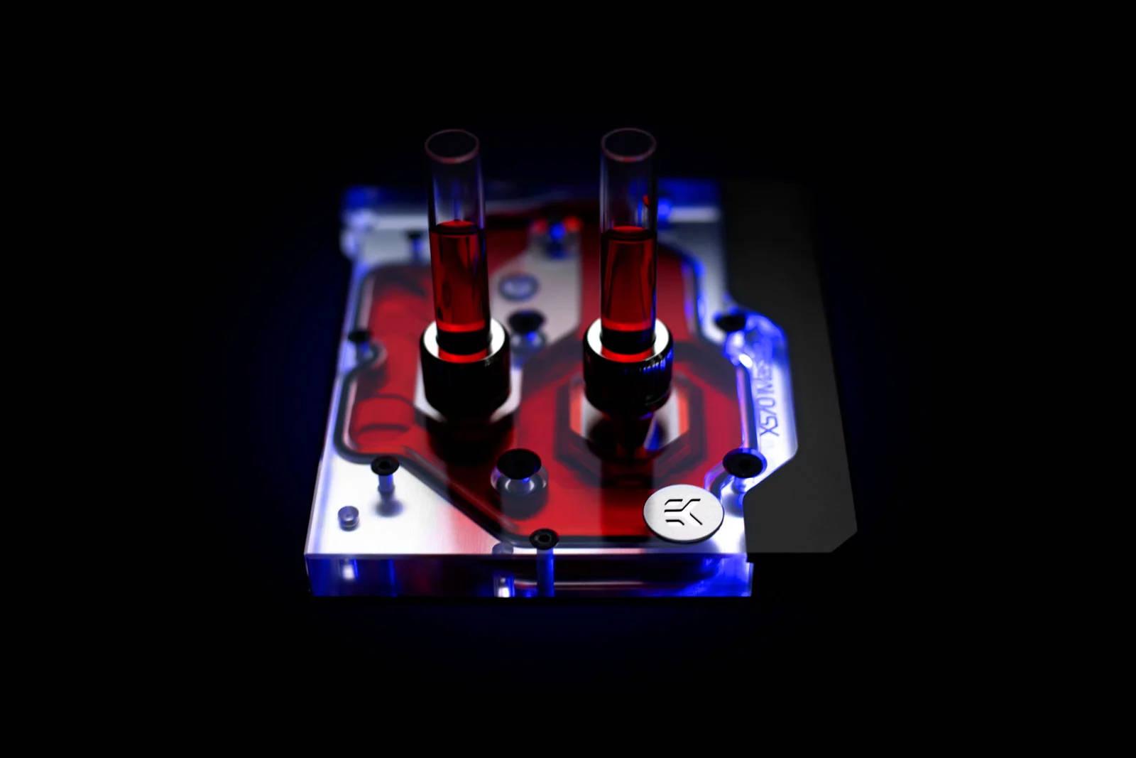 EK WaterBlocks EK-Quantum Momentum Aorus X570 Master D-RGB - Plexi