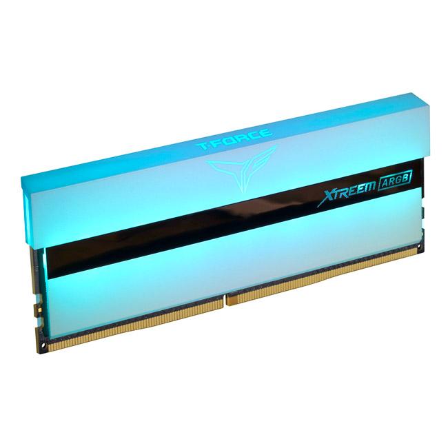Team T-Force XTREEM ARGB WHITE DDR4 32GB (DDR4-3600 16GBx2)