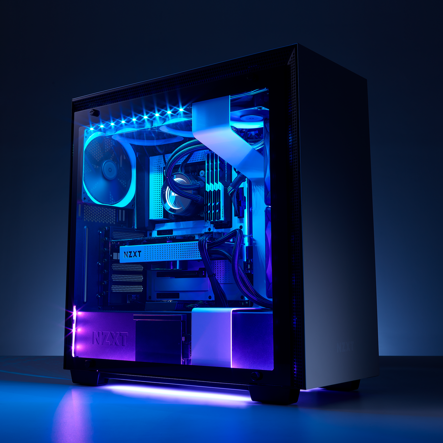 NZXT HUE 2 RGB LIGHTING KIT (AC-HUEP2-M1)