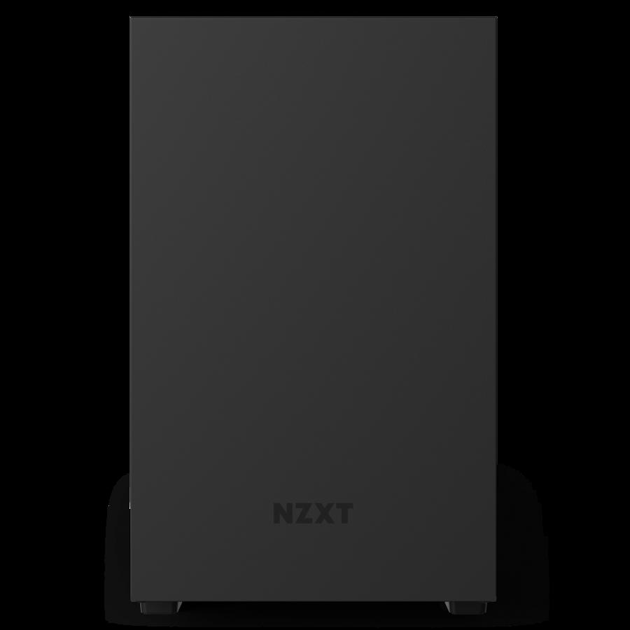 NZXT H210i マットブラック/レッド (CA-H210I-BR)