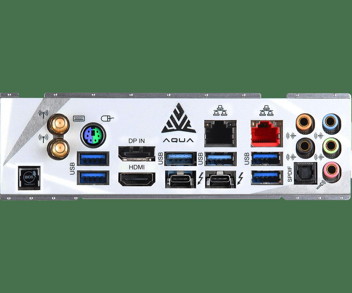 【生産終息】 ASRock X570 AQUA