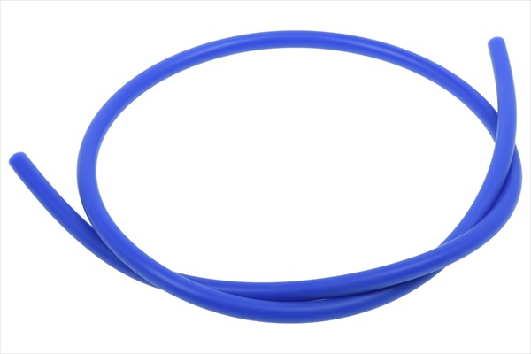 "Alphacool Silicon Bending Insert 100cm for ID 3/8"" / 10mm hard tubes - blue"