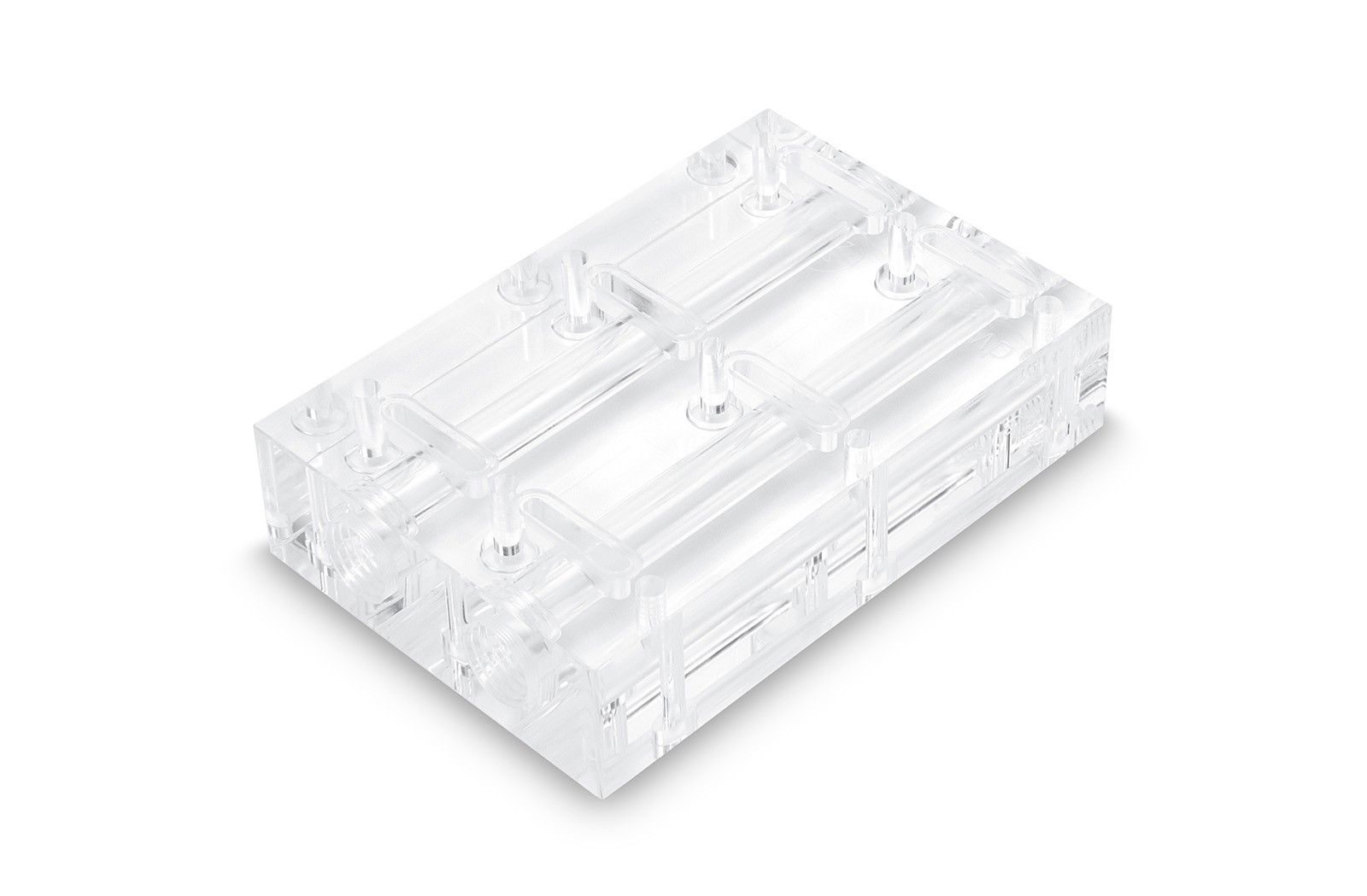 EK Water Blocks EK-FC Terminal X3 (Type II) - Plexi