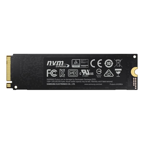 SAMSUNG MZ-V7S500B/IT SSD 970 EVO Plus M.2 500GB