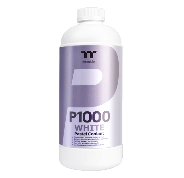 Thermaltake P1000 Pastel Coolant White 1000ml (CL-W246-OS00WT-A)