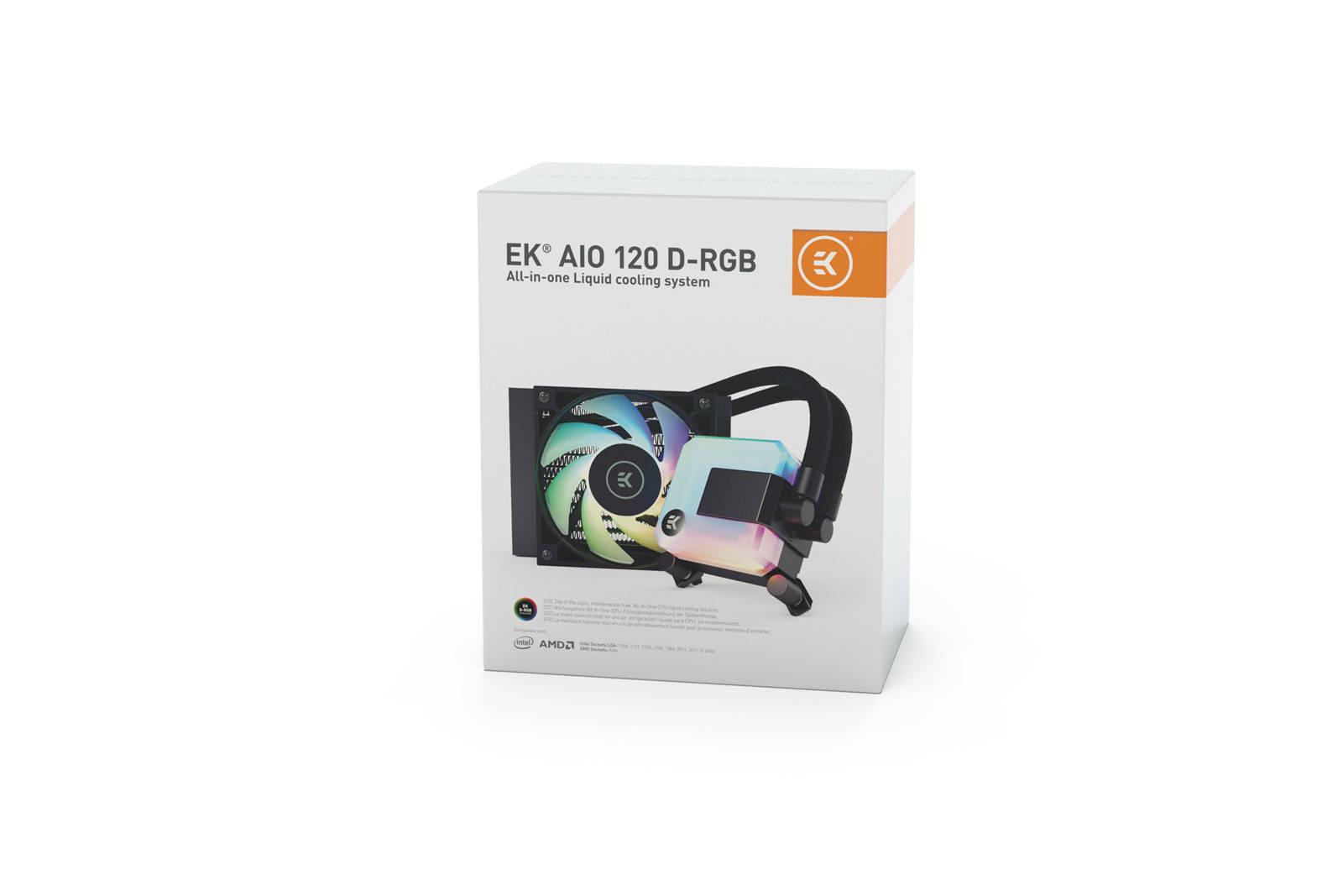 EK WaterBlocks EK-AIO 120 D-RGB