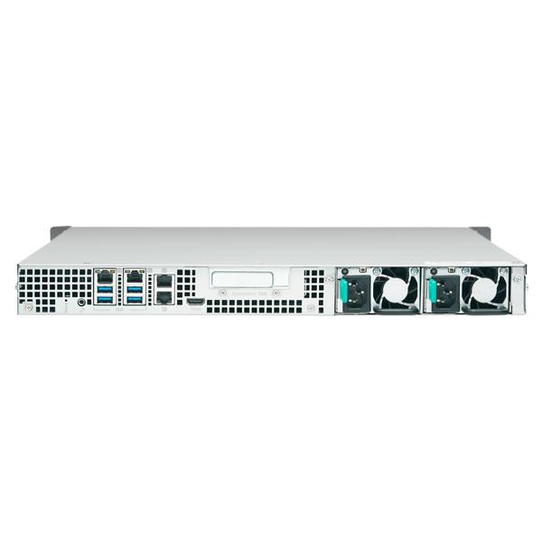 QNAP TS-453BU-RP-4G 4ベイ ラックマウントNASキット