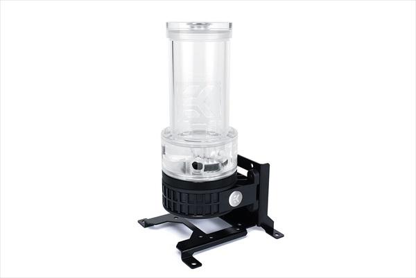 EK Water Blocks EK-XRES 140 Revo D5 PWM - Plexi (incl. sleeved pump)