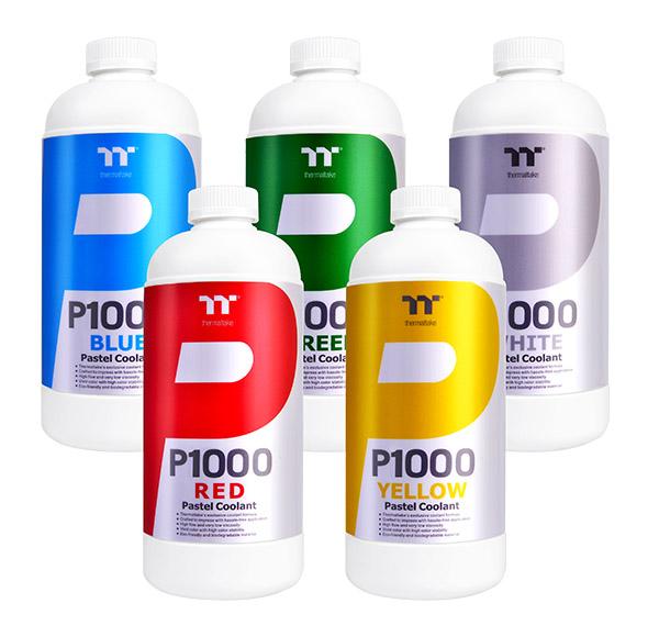 Thermaltake P1000 Pastel Coolant Yellow 1000ml (CL-W246-OS00YE-A)