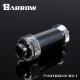 "BARROW Dual G1/4"" Adjustable Aqua Link Pipe (41-69MM) Shiny silver"