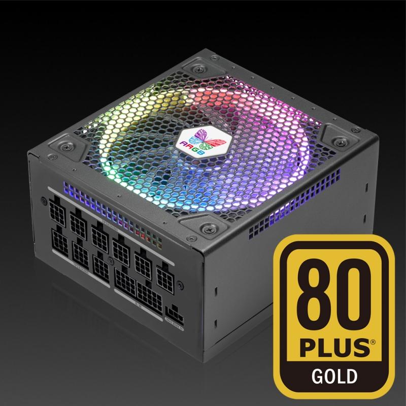 【取寄せ商品:通常納期約3〜4営業日】 SuperFlower LEADEX � GOLD ARGB PRO 650W