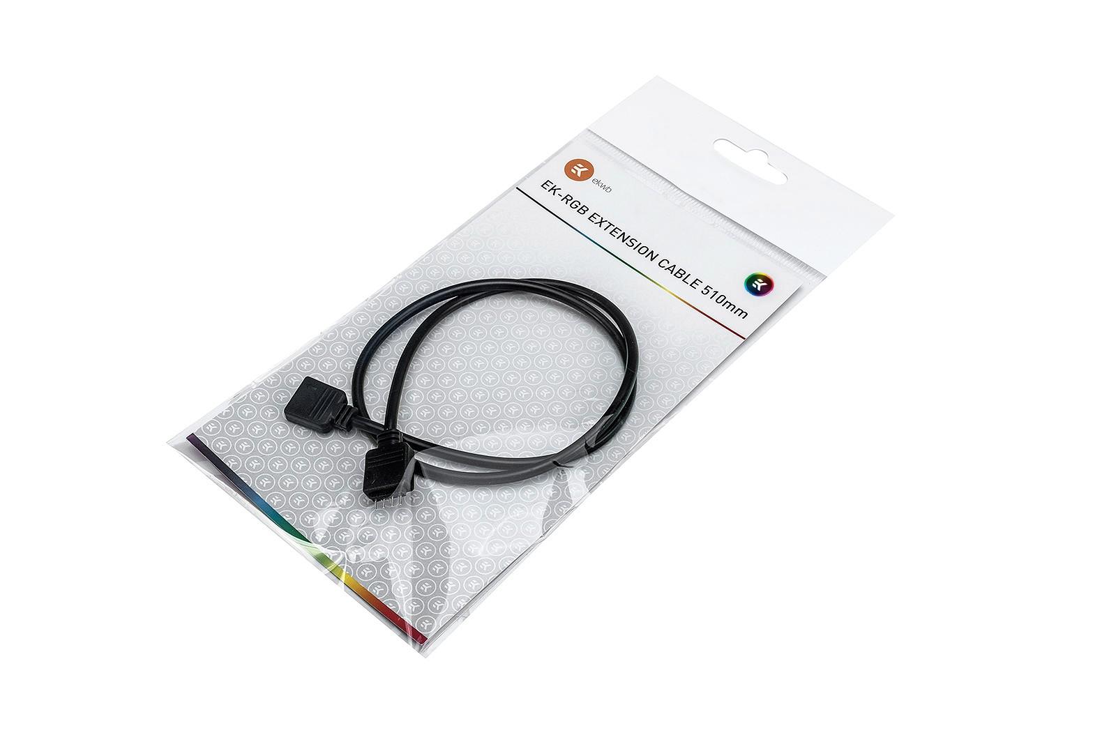 EK Water Blocks EK-RGB Extension Cable (510mm)