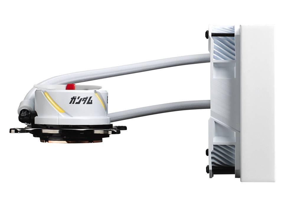 【お一人様一個限定】 ASUS ROG STRIX LC 360 RGB GUNDAM EDITION