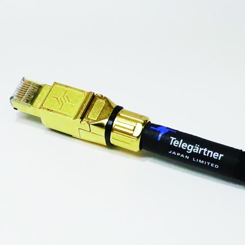 日本テレガートナー M12 SWITCH IE GOLD ギガ対応スイッチングハブ