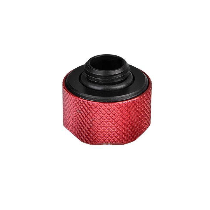 Thermaltake Pacific C-Pro G1/4 PETG 16mm OD 6 Pack - Red - (CL-W209-CU00RE-B)