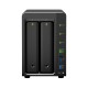Synology DiskStation DS718+ HDD2台搭載可能