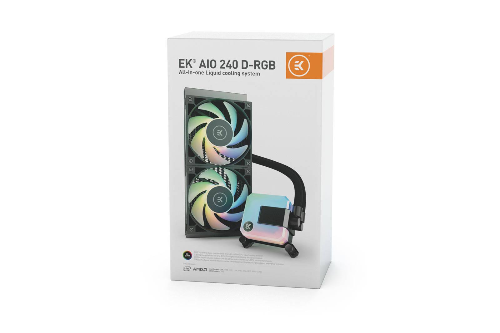 EK WaterBlocks EK-AIO 240 D-RGB