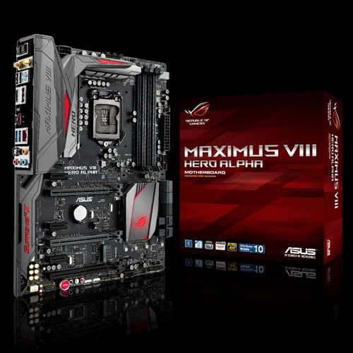 ASUS MAXIMUS VIII HERO ALPHA
