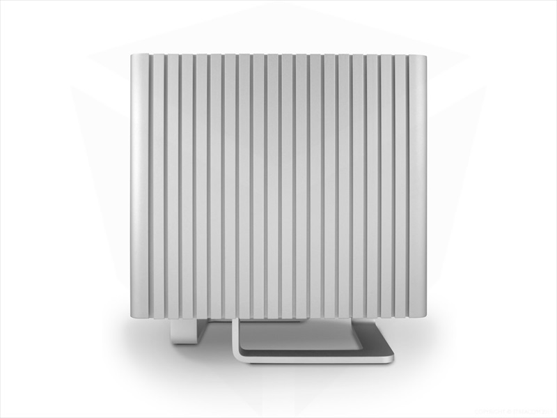 STREACOM DB4 Fanless Chassis Silver (ST-DB4S)