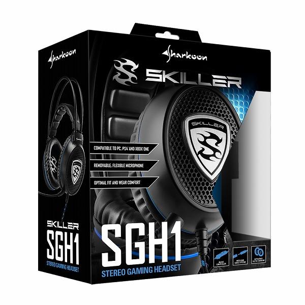 Sharkoon SKILLER SGH1 (SHA-SGH1)