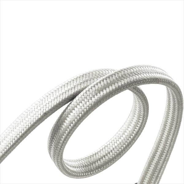 CableMod ModFlex SATA 3 Cable 60cm - WHITE (CM-CAB-SATA-60KW-R)
