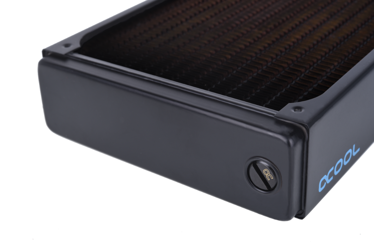 Alphacool NexXxoS XT45 Full Copper 420mm Radiator V.2