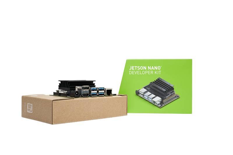 NVIDIA Jetson Nano Developer kit B01
