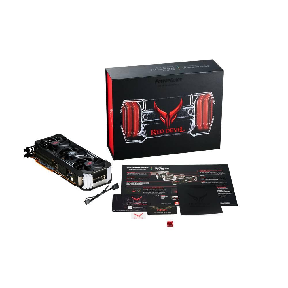 Powercolor Red Devil AMD Radeon RX 6800 16GB GDDR6 Limited Edition