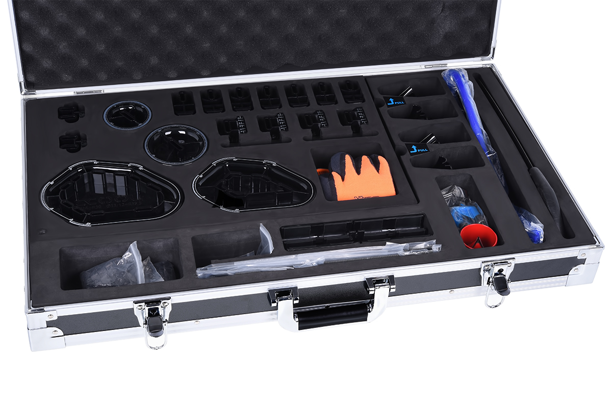 Alphacool Eiskoffer Professional - bending & measuring kit